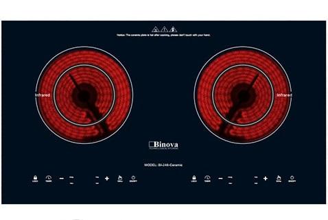 Bếp Điện Binova BI-248-Ceramic