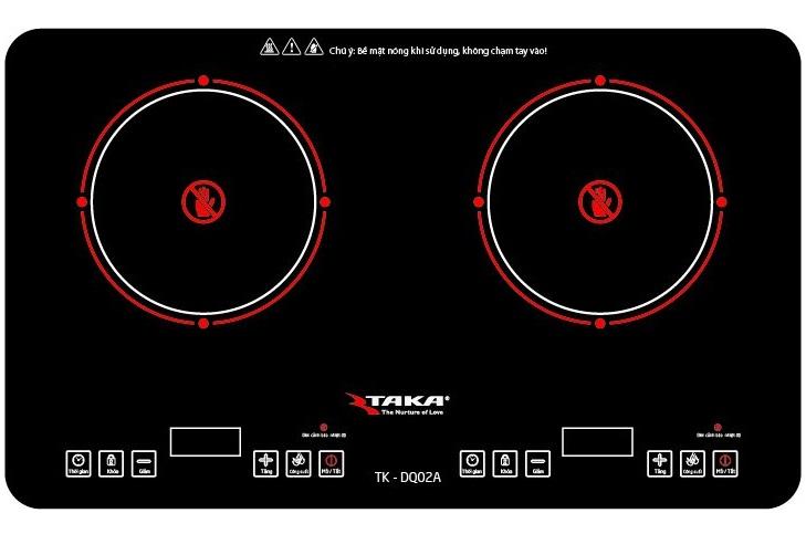Bếp điện Taka TK-DQ02A