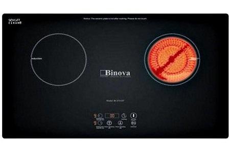 Bếp Điện Từ Binova BI-273-DT