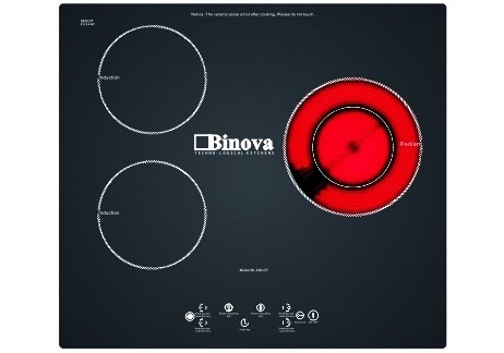 Bếp Điện Từ Binova BI-348-DT