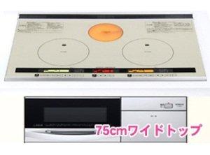 Bếp điện từ Hitachi HT-G8WS