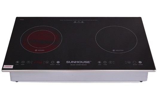 Bếp Điện Từ Sunhouse SHB9106-ES