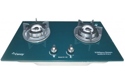 Bếp Gas Âm Canzy CZ-102 (XANH)