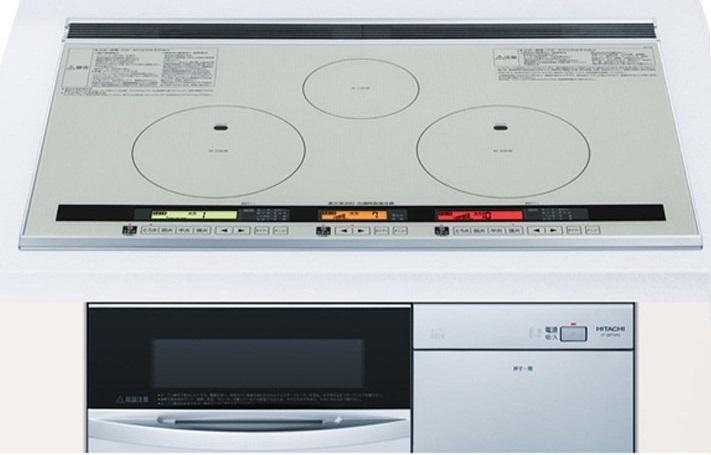 Bếp Từ Hitachi HT-G8TWFS