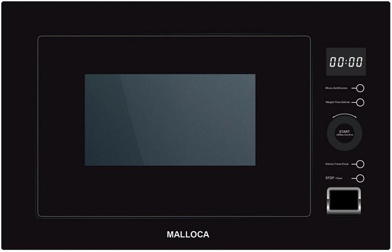 Kết quả hình ảnh cho Malloca Lò Vi Sóng Mới MW 927BG (Đen)